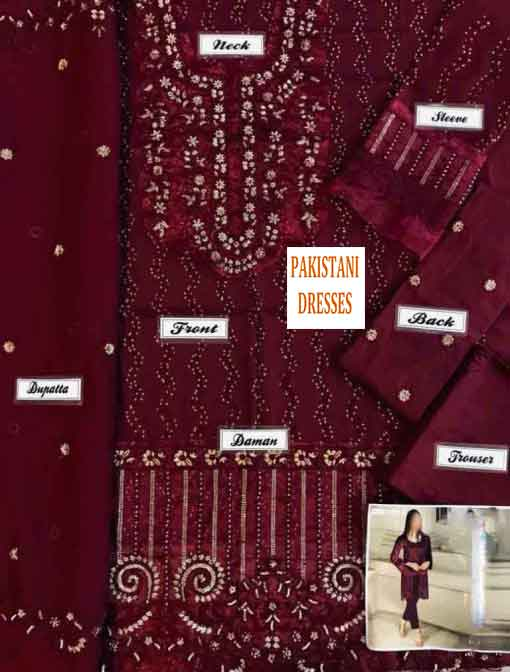 Azure eid dresses collection