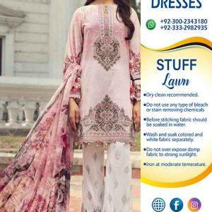 BAROQUE LAWN DRESSES