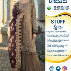 GUL AHMED LAWN COLLECTION (2)