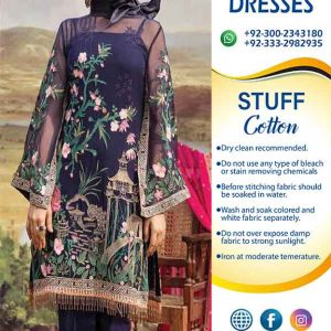 IMROZIA LATEST WINTER DRESSES 2019