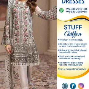JAZMIN CHIFFON COLLECTION ONLINE 2019