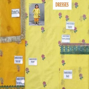 MARIA B KIDS SUMMER DRESSES