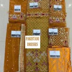 PAKISTANI BRIDAL DRESSES 2019 (1)
