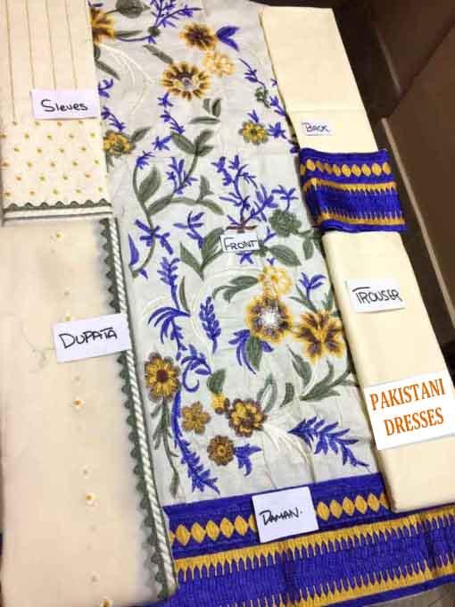 Baroque cotton collection 2019
