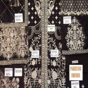 Anaya by kiran Chaudhry dresses collection 2019