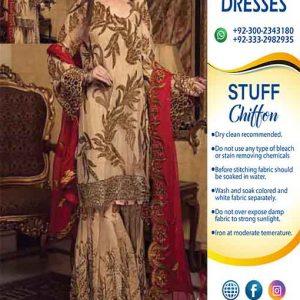 Zaibtan Bridal dresses online