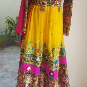 Afghan Dress in London