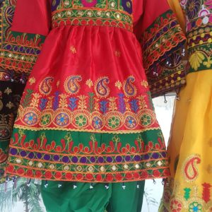 Afghan Kids Dresses UK