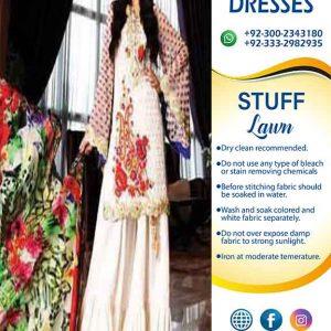 Nomi Ansari Eid Summer Dresses 2019