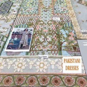 Pakistani Eid Lawn Collection 2019