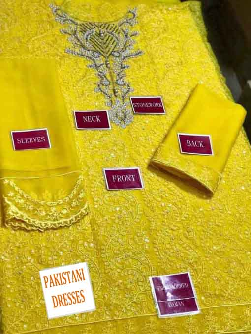 Agha Noor bridal collection 2019