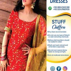 Latest mehndi Design Dresses online