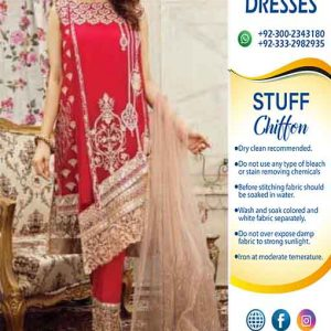 Imorozia chiffon Dresses online