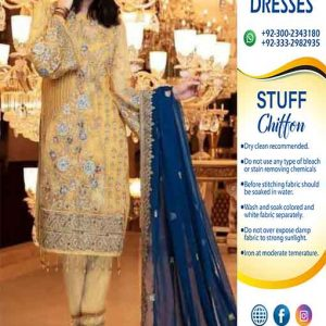 Pakistani bridal collection 2019