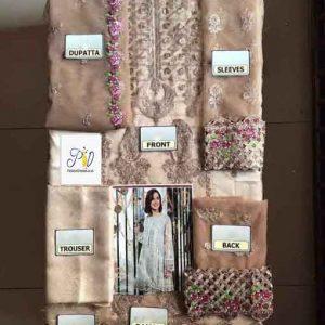Maria B Bridal Dresses 2019