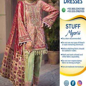 Anaya By Kiran Chaudhry Latest Dresses