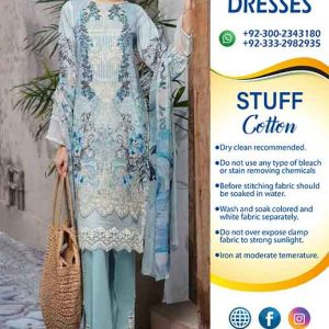 Firdous Cotton Clothes Collection 2020