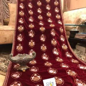 Pakistani Velvet Wraps 2020