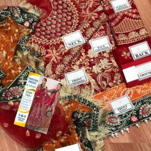 Maryum N Maria Bridal Collection